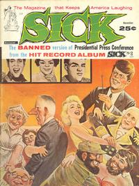 Cover Thumbnail for Sick (Prize, 1960 series) #v2#3 [9]