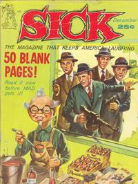 Cover Thumbnail for Sick (Prize, 1960 series) #v2#4 [10]