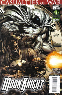 Cover Thumbnail for Moon Knight (Marvel, 2006 series) #9