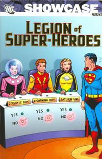 Cover Thumbnail for Showcase Presents: Legion of Super-Heroes (DC, 2007 series) #1