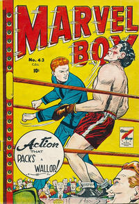 Cover Thumbnail for Marvel Boy (Bell Features, 1951 ? series) #43