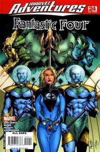 Cover Thumbnail for Marvel Adventures Fantastic Four (Marvel, 2005 series) #24