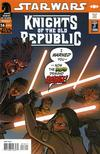 Cover for Star Wars Knights of the Old Republic (Dark Horse, 2006 series) #16