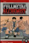Cover for Fullmetal Alchemist (Viz, 2005 series) #15