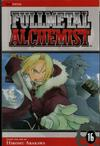 Cover for Fullmetal Alchemist (Viz, 2005 series) #16