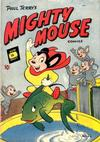 Cover for Paul Terry's Mighty Mouse Comics (Superior Publishers Limited, 1951 ? series) #22