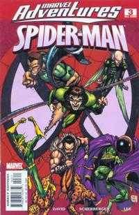 Cover Thumbnail for Marvel Adventures Spider-Man (Marvel, 2005 series) #3