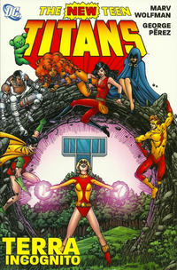 Cover Thumbnail for New Teen Titans: Terra Incognito (DC, 2006 series) #[nn]