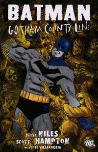 Cover Thumbnail for Batman: Gotham County Line (DC, 2006 series)