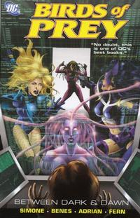 Cover Thumbnail for Birds of Prey: Between Dark & Dawn (DC, 2006 series)