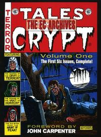 Cover Thumbnail for EC Archives: Tales from the Crypt (Gemstone, 2007 series) #1