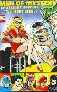 Cover Thumbnail for Men of Mystery Spotlight (AC, 2001 series) #1