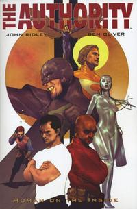 Cover Thumbnail for The Authority: Human on the Inside (DC, 2005 series)