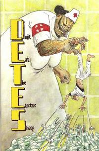 Cover Thumbnail for Don't Eat the Electric Sheep (Knee Deep Press, 2004 series) #3
