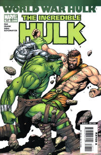 Cover Thumbnail for Incredible Hulk (Marvel, 2000 series) #107