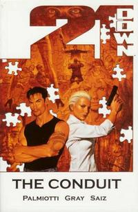 Cover Thumbnail for 21 Down (DC, 2003 series) #[nn]