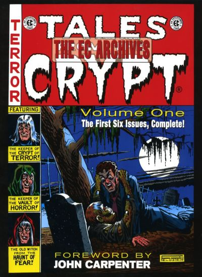 Cover for EC Archives: Tales from the Crypt (Gemstone, 2007 series) #1
