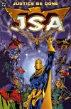 Cover for JSA (DC, 2000 series) #1 - Justice Be Done
