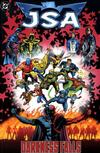 Cover for JSA (DC, 2000 series) #2 - Darkness Falls
