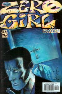Cover Thumbnail for Zero Girl (DC, 2001 series) #4