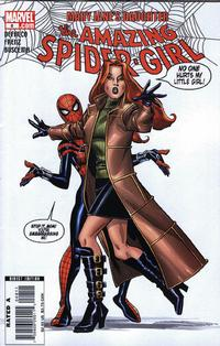 Cover Thumbnail for Amazing Spider-Girl (Marvel, 2006 series) #8