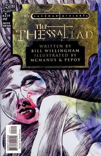 Cover Thumbnail for The Sandman Presents: The Thessaliad (DC, 2002 series) #2