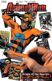 Cover Thumbnail for Animal Man: Origin of the Species (DC, 2002 series)