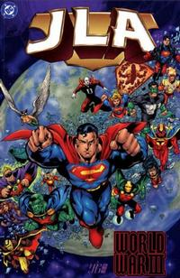 Cover for JLA (DC, 1997 series) #6 - World War III