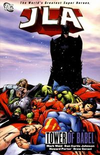 Cover Thumbnail for JLA (DC, 1997 series) #7 - Tower of Babel