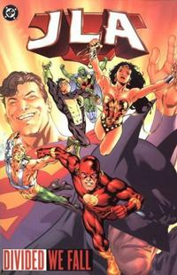 Cover Thumbnail for JLA (DC, 1997 series) #8 - Divided We Fall
