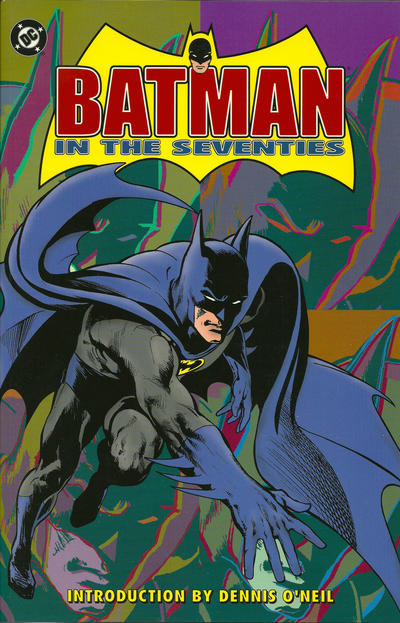 Cover for Batman in the Seventies (1999 series) #[nn]