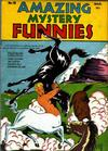 Cover for Amazing Mystery Funnies (Centaur, 1938 series) #18