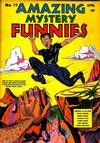 Cover for Amazing Mystery Funnies (Centaur, 1938 series) #19