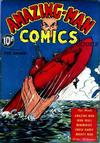 Cover for Amazing Man Comics (Centaur, 1939 series) #6