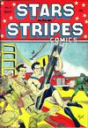 Cover for Stars and Stripes Comics (Centaur, 1941 series) #3