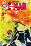 Cover for E-Man (Charlton, 1973 series) #8