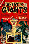 Cover for Fantastic Giants (Charlton, 1966 series) #24