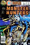Cover for Monster Hunters (Charlton, 1975 series) #7