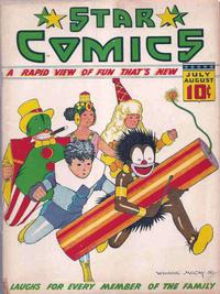 Cover Thumbnail for Star Comics (Chesler / Dynamic, 1937 series) #5