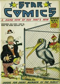 Cover Thumbnail for Star Comics (Ultem, 1937 series) #7