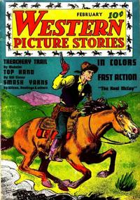 Cover Thumbnail for Western Picture Stories (Comics Magazine Company, 1937 series) #1