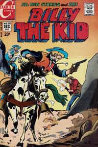 Cover for Billy the Kid (Charlton, 1957 series) #88