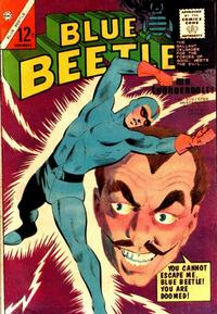 Cover Thumbnail for Blue Beetle (Charlton, 1964 series) #3