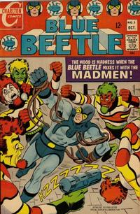 Cover Thumbnail for Blue Beetle (Charlton, 1967 series) #3