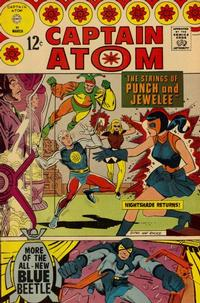 Cover Thumbnail for Captain Atom (Charlton, 1965 series) #85