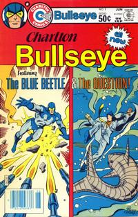 Cover Thumbnail for Charlton Bullseye (Charlton, 1981 series) #1