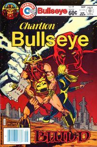 Cover Thumbnail for Charlton Bullseye (Charlton, 1981 series) #9
