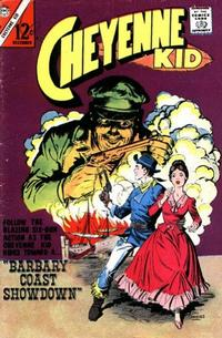 Cover Thumbnail for Cheyenne Kid (Charlton, 1957 series) #59