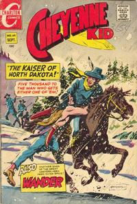 Cover Thumbnail for Cheyenne Kid (Charlton, 1957 series) #68