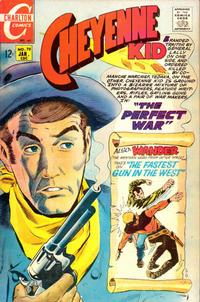 Cover Thumbnail for Cheyenne Kid (Charlton, 1957 series) #70